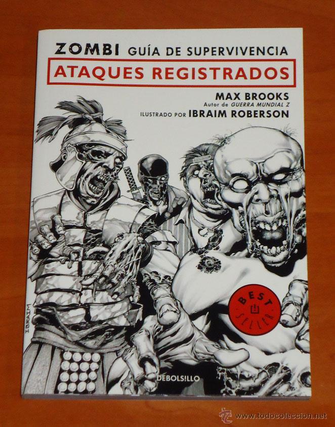 ZOMBI. GUÍA DE SUPERVIVENCIA (MAX BROOKS) - CÓMIC (Tebeos y Comics - Comics otras Editoriales Actuales)
