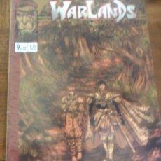 Cómics: WARLANDS VOL.1 - Nº 9. Lote 50443222