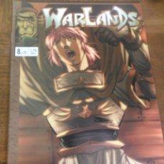 Cómics: WARLANDS VOL.1 - Nº 8. Lote 50443230