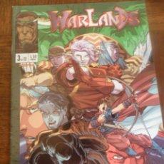 Cómics: WARLANDS VOL.1 - Nº 3. Lote 50443237