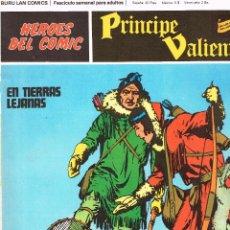 Cómics: EL PRINCIPE VALIENTE 27,(HAL FOSTER).EDITORIAL BURU LAN.LOTE 4 NÚMEROS,27-29-30-31. Lote 50473031