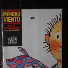 Cómics: MENUDO VIENTO - PACO MIR - COLECCION MISION IMPOSIBLE Nº 15 - EDITORIAL COMPLOT (J1). Lote 50646609