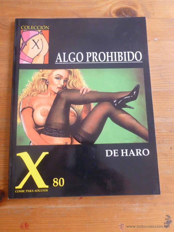 COLECCION X COMIC PARA ADULTOS. Nº 80 (Tebeos y Comics Pendientes de Clasificar)