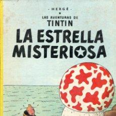 Cómics: TINTIN --LA ESTRELLA MISTERIOSA. Lote 50953940