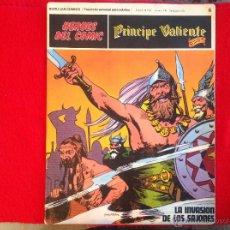 Cómics: COMIC DE EL PRÍNCIPE VALIENTE, NÚMERO 6, LA INVASIÓN DE LOS SAJONES, AL SERVICIO DEL REY ARTURO.. Lote 50991346