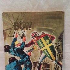 Cómics: TEBEO COMIC - X BOW - N°1 - EDICIONES DALMAU SOCIAS - AÑO 1981. Lote 51054560