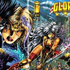 Cómics: GLORY 0 AL 5. IMAGE COMICS. Lote 51113563