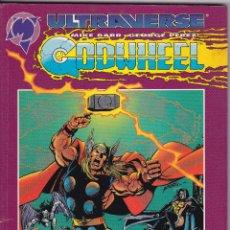 Cómics: LOTE ULTRAVERSE. 4 TOMOS. CON HULK, THOR, LOBEZNO, X-MEN Y TODOS LOS HEROES DEL ULTRAVERSE. Lote 51113897