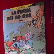 Cómics: ELS CENTAURES 1 - LA PORTA DEL NO RES - SERON - ED. BARCANOVA - CARTONE - EN CATALAN. Lote 51115870