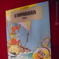 Cómics: ELS CENTAURES 3 . L´ODISSEA - SERON - ED. BARCANOVA - CARTONE - EN CATALAN. Lote 51115873