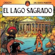 Cómics: ORION 1 EL LAGO SAGRADO JACQUES MARTIN BOX13. Lote 209204972