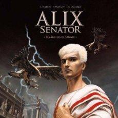 Cómics: ALIX SENATOR 1 LAS AGUILAS DE SANGRE MARTIN MANGIN DEMAREZ BOX13. Lote 51130221