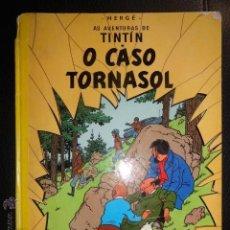 Cómics: TINTIN O CASO TORNASOL GALEGO GALLEGO 2ª EDICCION MUY RARO . Lote 51202105