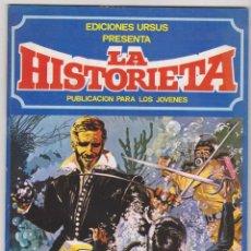 La Historieta nº 1. Testamento de pirata.
