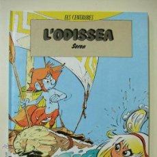 Cómics: L´ODISSEA - ELS CENTAURES 3 - SERON - EDITORIAL BARCANOVA - EN IDIOMA CATALÁN - 1992. Lote 51226966