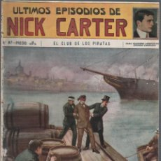 Cómics: COMIC EDITORIAL SOPENA - Nº 87 DE NICK CARTER . Lote 51240981