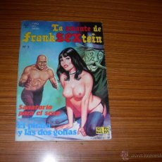 Cómics: LA AMANTE DE FRANKSEXTEIN Nº 3 DE SAX . Lote 51242736