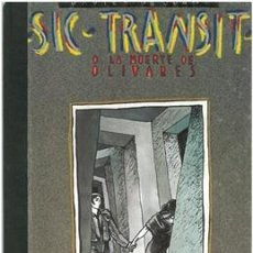 Cómics: SIC-TRANSIT - COLECCION IMPOSIBLE (ARREBATO EDITORIAL). Lote 51279067
