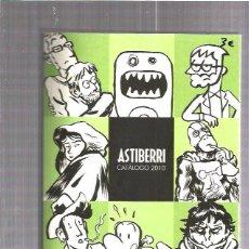 Cómics: CATALOGO ASTIBERRI. Lote 51353475