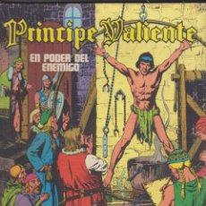 Cómics: PRÍNCIPE VALIENTE TOMO III (3). EN PODER DEL ENEMIGO. BURU LAN 1972. TAPAS DURAS.. Lote 51356927