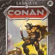 Cómics: LA SAGA DE CONAN Nº 30 CONAN EL CONQUISTADOR BOX26. Lote 181988008