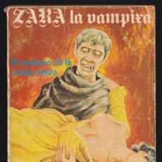 Cómics: ZARA LA VAMPIRA 5 EL MISTERIO DE LA ARAÑA NEGRA - COMIC TERROR ELVIBERIA . Lote 51384227
