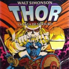 Fumetti: THOR - LA SAGA DE SURTUR NÚMERO 1 - WALT SIMONSON - FORUM - CJ212. Lote 51409178