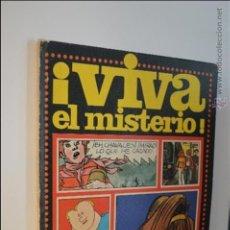 Cómics: ¡ VIVA EL MISTERIO ! - CREMONA - GAYEYRA - NINO VELASCO - PEREZ MONTERO - 1979 - ESCO - TAPA DURA. Lote 51465213