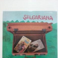 Cómics: SALGARIANA - LIBRO SEMANA NEGRA DE GIJÓN - 2005. Lote 51470599