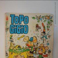 Cómics: TOPO GIGIO - ALMANAQUE 1966 - SEMIC - JORGE GIN - RAF - NIN - GONZALEZ - A MARQUES - ELSA MARTIN. Lote 51507424