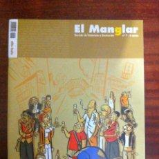 Cómics: REVISTA EL MANGLAR Nº 7 - DUPUY & BERBERIAN, SANTIAGO GARCIA, JAVIER OLIVARES, RIAD SATTOUF. Lote 51529529