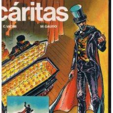 Cómics: CÁRITAS. Nº 2. JET BRUGUERAS. 1ª EDICION 1983. (P/B7). Lote 51548477