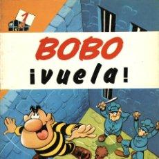 Cómics: BOBO ¡VUELA!, DE DELIÉGE (SEPP MUNDIS, 1979). Lote 52545464