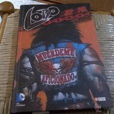 Cómics: LOBO, EL REGRESO. Lote 51576791