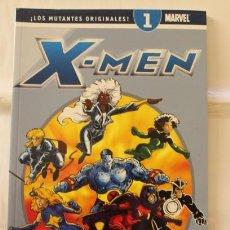 Cómics: ~ CÓMIC LOS MUTANTES ORIGINALES MARVEL, NÚMERO 1: X-MEN ~. Lote 51617452