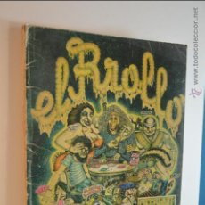 Cómics: EL RROLLO - COMIC UNDERGROUND - 1975 - PROD EDITORIALES - MUY DIFICIL!!!. Lote 131125505