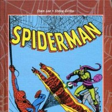 Cómics: BEST OF MARVEL ESSENTIALS SPIDERMAN DE STAN LEE Y STEVE DITKO COMPLETA 3 Nº. Lote 51642590