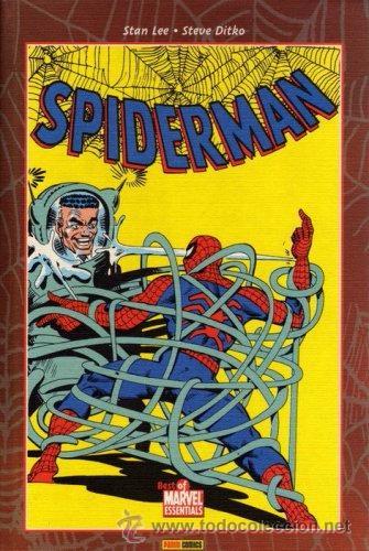 Cómics: BEST OF MARVEL ESSENTIALS SPIDERMAN DE STAN LEE Y STEVE DITKO COMPLETA 3 Nº - Foto 2 - 51642590