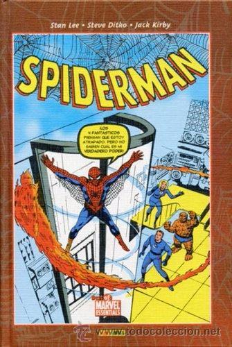 Cómics: BEST OF MARVEL ESSENTIALS SPIDERMAN DE STAN LEE Y STEVE DITKO COMPLETA 3 Nº - Foto 3 - 51642590