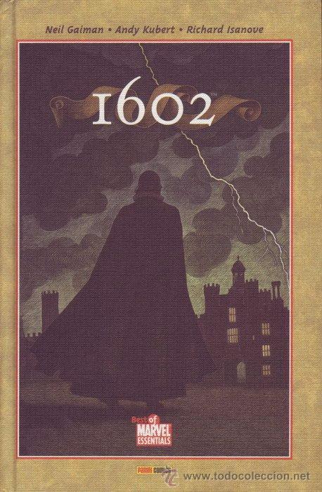 BEST OF MARVEL ESSENTIALS 1602 GAIMAN KUBERT ISANOVE (Tebeos y Comics - Comics otras Editoriales Actuales)