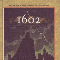Cómics: BEST OF MARVEL ESSENTIALS 1602 GAIMAN KUBERT ISANOVE. Lote 177255912