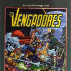 Cómics: BEST OF MARVEL ESSENTIALS LOS VENGADORES Nº 2 BUSIEK PEREZ . Lote 51645256