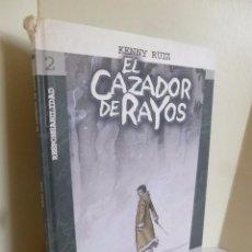 Cómics: EL CAZADOR DE RAYOS ( KENNY RUIZ) DOLMEN 2003 COLECCIÓN IBERIA PLUS Nº 5. Lote 51651158