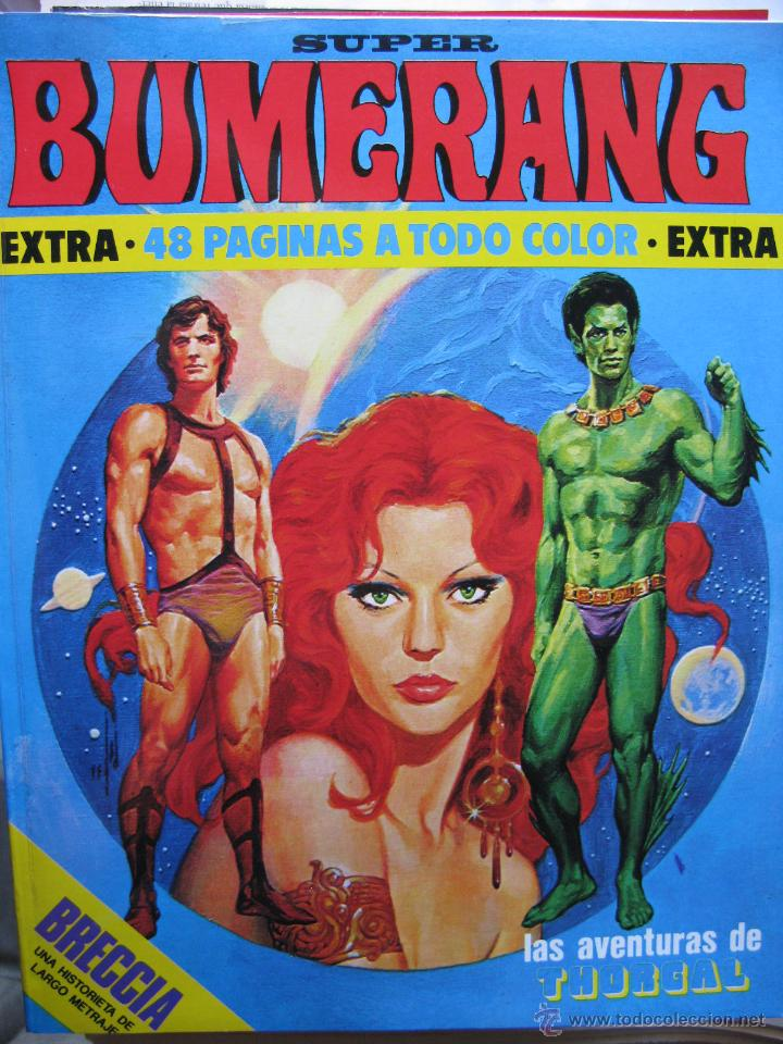 SUPER BUMERANG EXTRA. 6 NROS. 14,15,16,17,18 Y 19. NUEVA FRONTERA. (NUEVOS) (Tebeos y Comics - Comics Pequeños Lotes de Conjunto)