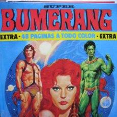 Cómics: SUPER BUMERANG EXTRA. 6 NROS. 14,15,16,17,18 Y 19. NUEVA FRONTERA. (NUEVOS). Lote 51653178