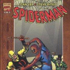 Cómics: BEST OF MARVEL ESSENTIALS SPIDERMAN DE STAN LEE Y STEVE DITKO COMPLETA 3 Nº. Lote 51677652