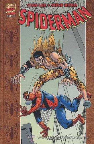 Cómics: BEST OF MARVEL ESSENTIALS SPIDERMAN DE STAN LEE Y STEVE DITKO COMPLETA 3 Nº - Foto 2 - 51677652