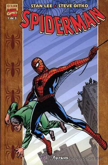 Cómics: BEST OF MARVEL ESSENTIALS SPIDERMAN DE STAN LEE Y STEVE DITKO COMPLETA 3 Nº - Foto 3 - 51677652