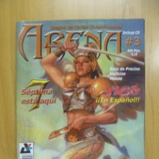 Cómics: ARENA, Nº 3, . Lote 51685754