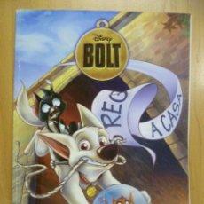 Cómics: BOLT, REGRESO A CASA, . Lote 51687247